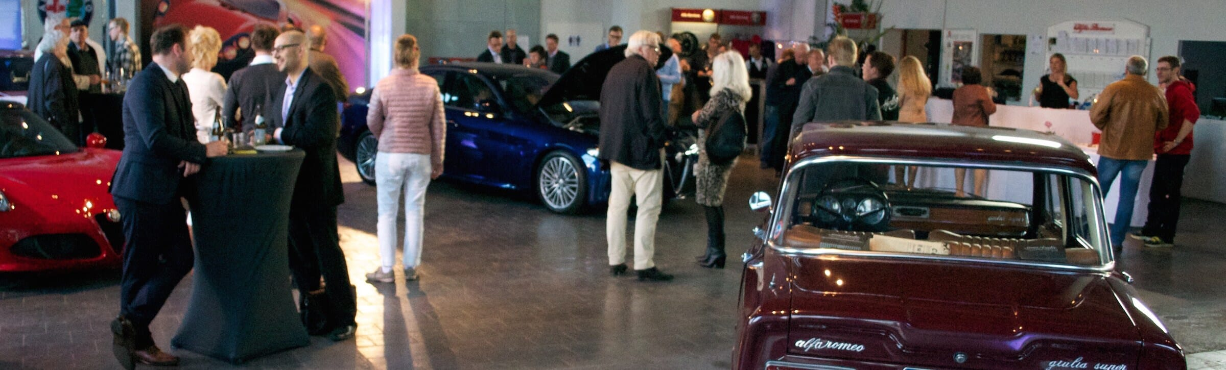 Alfa Romeo Verkauf München