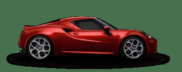 Alfa Romeo Probefahrt 4C