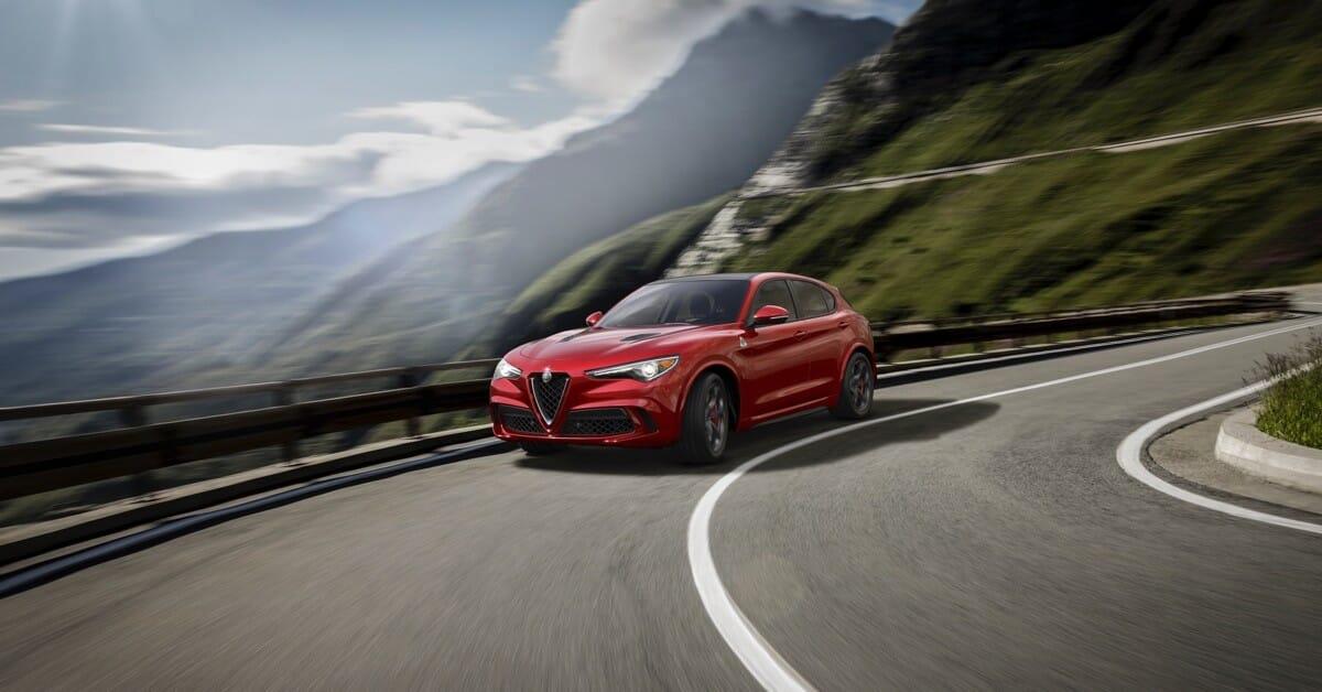 Alfa Romeo Stelvio, Passo Stelvio