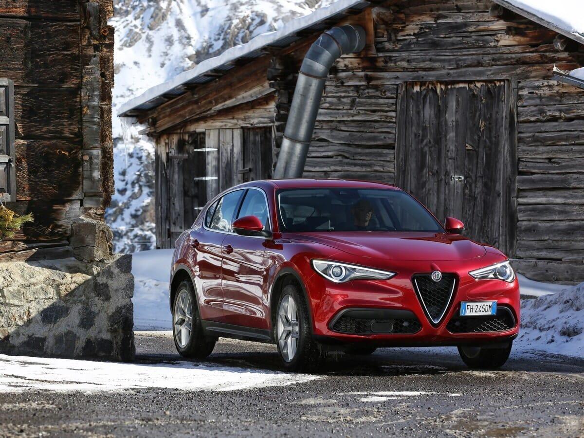 Der neue Alfa Romeo SUV Stelvio