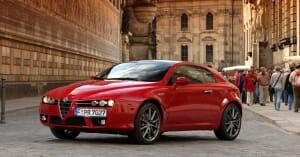 Alfa Romeo Brera Werkstatt Angebot