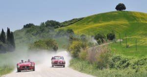 Alfa Romeo mit Sommerreifen